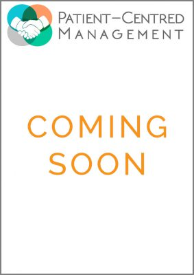 Patient Centred Management Book series coming soon photograph
