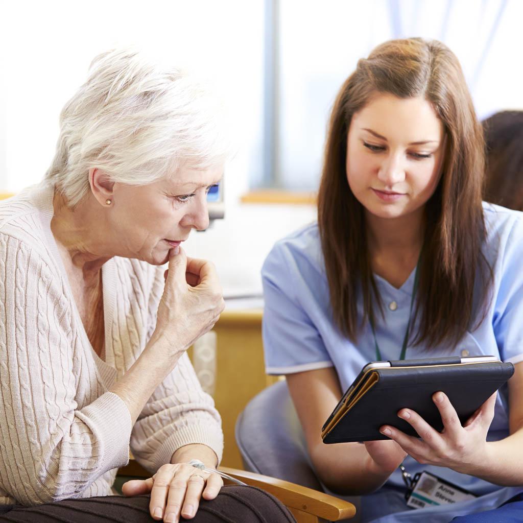 Nurse Expert eBook series photograph - GHC Communications Healthcare publishing